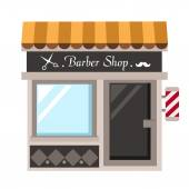 Barber shop vector — Stock Vector