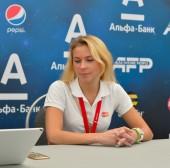 Olga Volfovich — Stock Photo