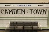 Camden Town u-Bahn-Station — Stockfoto