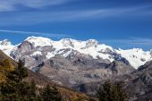 Mountain landscape in Aosta Valley 4 — Stock Photo