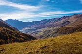 Autumn landscape in Aosta Valley 10 — Stock Photo