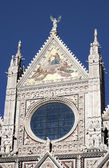 Siena Cathedral in Tuscany, Italy — Stock Photo