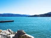 Seascape in Liguria, Italy — Stock Photo