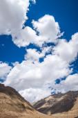 Himalaya пейзаж горы фон — Стоковое фото