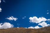 Himalaya landscape mountain view background — Stock Photo