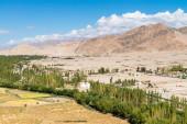 Himalaya landscape mountain view background — Stockfoto