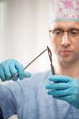 Ciężkiej pracy lekarzy — Zdjęcie stockowe