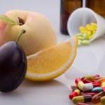 Health and pills — Stock Photo #57881845