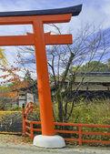 Shimogamo Shrine, Kyoto Japan — Stockfoto
