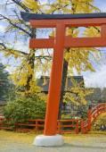 Shimogamo Shrine, Kyoto Japan — ストック写真