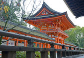 Shimogamo Shrine, Kyoto Japan — Stock Photo