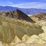 Desert landscape, Death Valley National Park, California — Stock Photo #65481199