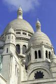 Sacre Coeur Cathedral, Paris, France — Stock Photo