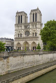 Notre Dame, Paris, France — Stock Photo