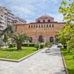Greece. Thessaloniki. The Church Of Saint Sophia (Agia Sofia) — Stock Photo #64512175