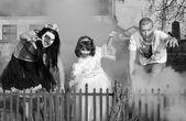 Zombie attack — Stock Photo