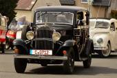 Historic vehicles — Stock Photo