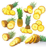 Pinapple images — Foto de Stock