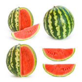 Water melon images — Stock Photo