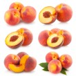 Ripe peaches images — Stock Photo #58251965