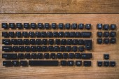 Keyboard keys — Stock Photo