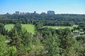 Edmonton Canada — Foto de Stock