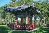 Jeongja Pavilion in Edmonton — Foto de Stock