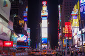 Times square in new york — Stockfoto