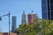 View of New York — Foto de Stock