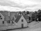 Aarhus Old Town in Denmark — Stock Photo