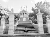 Governor House in Nassau USA — Stock Photo