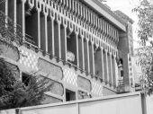 卡萨恩斯巴塞罗那 — 图库照片
