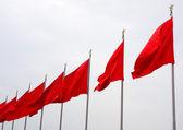 中国の国旗 — ストック写真