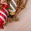 Christmas  and New Year decoration — Stock Photo #57094309