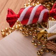 Christmas  and New Year decoration — Stock Photo #57094297