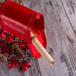 Christmas  and New Year decoration — Stock Photo #57094491