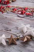 Décoration de noël et nouvel an — Photo