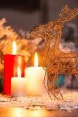 クリスマスと新年の装飾 — ストック写真