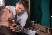 Professional  hairdressing salon — Stock Photo