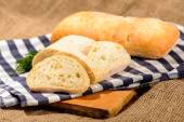 Image of bread loaf — Stock Photo