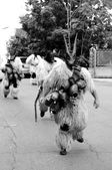 Masks of Sardinia — Foto de Stock