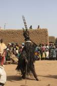 African religious ceremony — Stock Photo