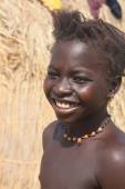 African girl — Stock Photo