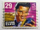 Elvis presley — Stock Photo