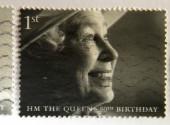 Queen Elizabeth — Stock Photo