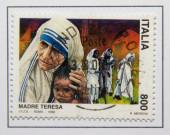 Mother teresa of calcutta — Fotografia Stock