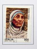 Mother teresa of calcutta — Stock Photo