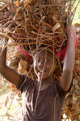 African boy — Stock Photo