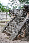 Ruins of Chichen Itza: Feathered Serpent — Stock Photo