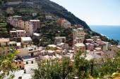 Cinque terre, italia — Foto de Stock